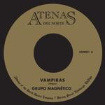 GRUPO MAGNETICO - Vampiras (Front Cover)