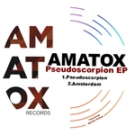 AMATOX - Pseudoscorpion (Front Cover)