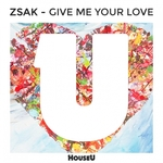 ZSAK - Give Me Your Love (Front Cover)