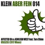 AFFECTED DJS & ASHLEIGH WEST feat TARA CHINN - Useless (2017 Mixes) (Front Cover)