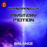 PAINBRINGER & MYSTERY MOTION - Balance (Front Cover)