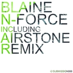 BLAINE - N-Force (Front Cover)