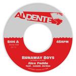 ALEX PUDDU - Runaway Boys (Front Cover)