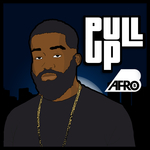 AFRO B - Pull Up (Front Cover)