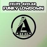 FELIPE AVELAR - Funky Lowdown (Front Cover)