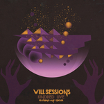 WILL SESSIONS - Kindred Live (Front Cover)