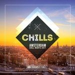 VARIOUS - Amsterdam Chill Nights 2017 (Front Cover)