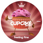 CUPCAKE PROJECT - Feeling Fine (Front Cover)