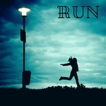 GLANCING WAY - Run (Front Cover)