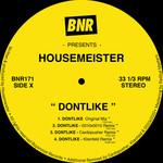 HOUSEMEISTER - DONTLIKE (Front Cover)