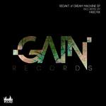 REDAKT - Dream Machine EP (Front Cover)
