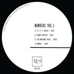 U Z Z V/GARZIA/DANIEL MEISTER/JAY NORTOWN/DKATT/MARKEL - NUMBERS Vol 1 (Front Cover)