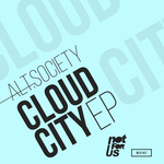 ALTSOCIETY - Cloud City EP (Front Cover)