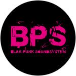 BLAK PUNK SOUNDSYSTEM - Red Cloud (Front Cover)