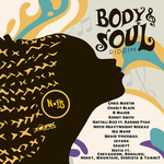 VARIOUS - Body & Soul Riddim (Front Cover)