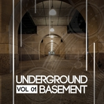 VARIOUS - Underground Basement Vol 1 (Front Cover)