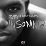 MELODIKA/OZKAR LUGAREL - Insomnia (feat Gregorgus Geez) (Front Cover)