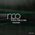 RICK PIER O'NEIL - Twanged (Front Cover)