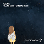 KOLONIE - Falling Skies/Crystal Tears (Front Cover)