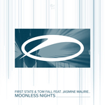 FIRST STATE & TOM FALL feat JASMINE MAURIE - Moonless Nights (Front Cover)