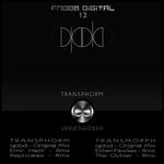 QPDB - Transphorm (Front Cover)