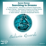 AARON DEMAC - Searching In Dreams (Front Cover)