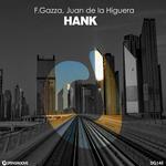 F GAZZA/JUAN DE LA HIGUERA - Hank (Front Cover)