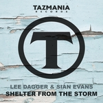 LEE DAGGER & SIAN EVANS - Shelter From The Storm (Front Cover)