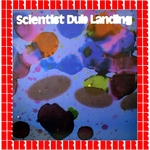 THE SCIENTIST - Dub Landing (Front Cover)