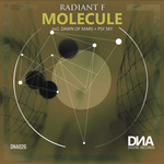 RADIANT F - Molecule (Front Cover)