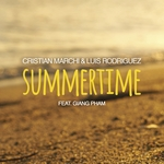 LUIS RODRIGUEZ/CRISTIAN MARCHI feat GIANG PHAM - Summertime (Front Cover)