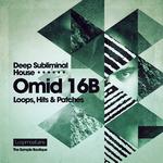 Omid 16B: Deep Subliminal House (Sample Pack WAV/APPLE/LIVE/REASON)