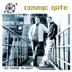 COSMIC GATE - No More Sleep (Front Cover)
