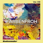 VARIOUS - Farbenfroh Vol 9 (Front Cover)
