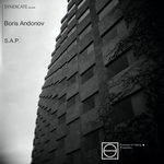 BORIS ANDONOV - SAP (Front Cover)
