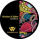KNOBER/SYLTER - Ambitions (Front Cover)