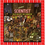 THE SCIENTIST - Heavyweight Dub Champion (Front Cover)