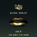 ALICAI HARLEY feat CHAM - Gold (Front Cover)