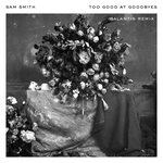 SAM SMITH - Too Good At Goodbyes (Galantis Remix) (Front Cover)