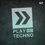 VARIOUS - Play Techno Vol 3 (Front Cover)