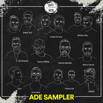 VARIOUS - ADE Sampler (Front Cover)