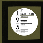 GAYLE SAN - Next Phase (Front Cover)