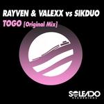VALEXX/SIKDUO/RAYVEN - Togo (Front Cover)