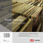 Fresh Pressed Vinyl Drum Loops (Sample Pack WAV/MIDI)