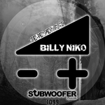 BILLY NIKO - Ceremetalic (Front Cover)
