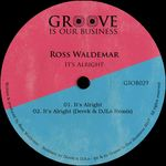 ROSS WALDEMAR - It's Alright (Front Cover)
