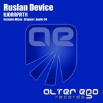 RUSLAN DEVICE - Wornpath (Front Cover)
