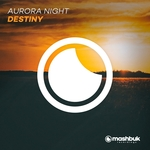 AURORA NIGHT - Destiny (Front Cover)