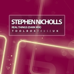 STEPHEN NICHOLLS - Real Things (Front Cover)