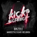DAZZLE - Hardstyle Is My Religion (Front Cover)